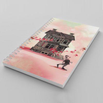 Cuaderno LA CASA GOU