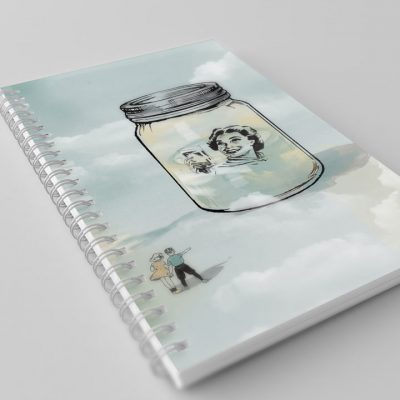 Cuaderno THE JAR GOU