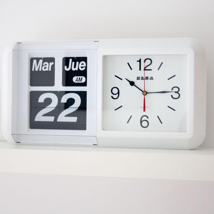Reloj de Pared FLIP GOU