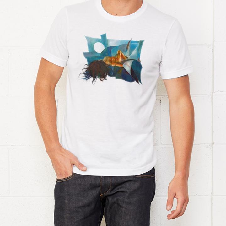 Camiseta Geometria