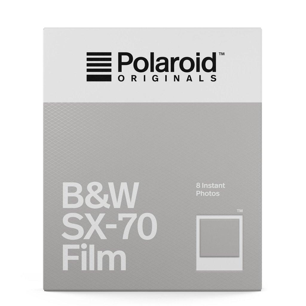 Película Blanco y Negro SX-70
