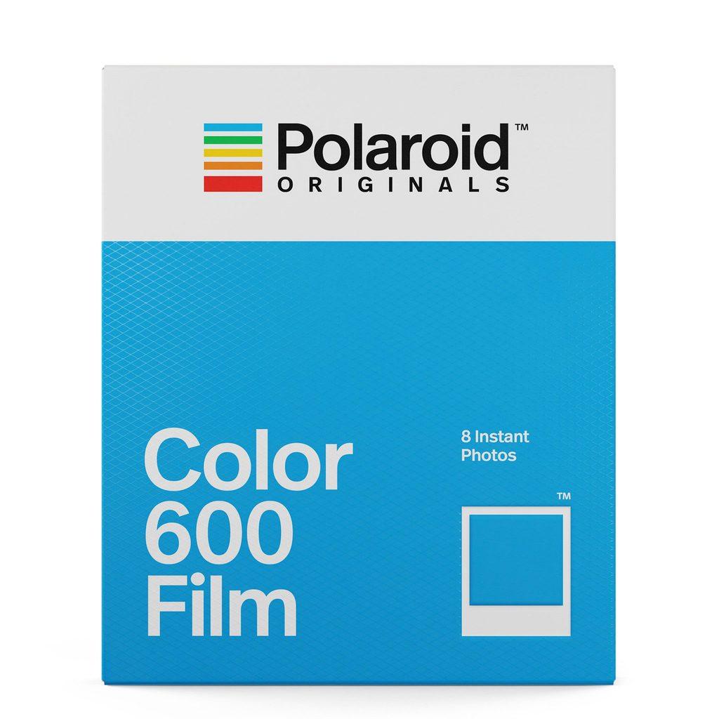 Película Color Polaroid 600