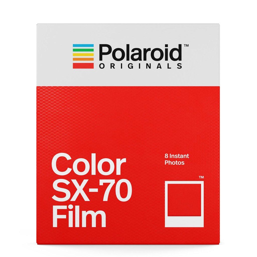 Película Color SX-70