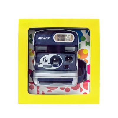 Cámara Polaroid 90'S