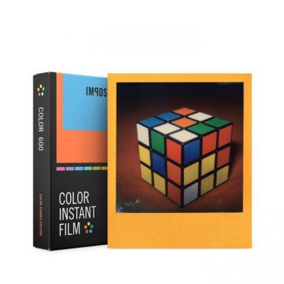 Película Color 600 Color Frame