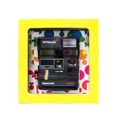 Cámara Polaroid 635 CL