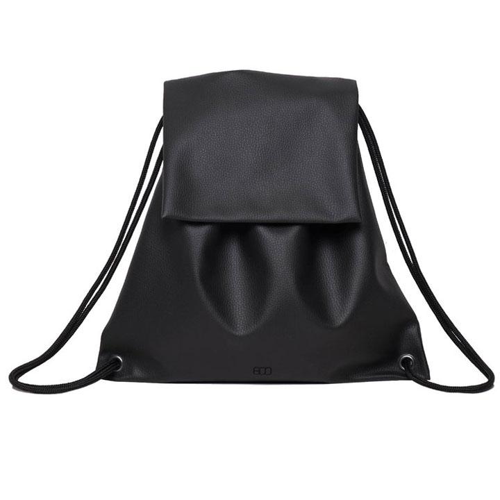Bolso Mochila negro - BOOFLAP Black