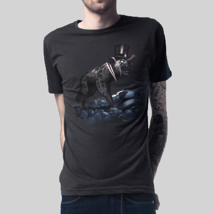 Camiseta Man's Future Splendor | Rebel Root