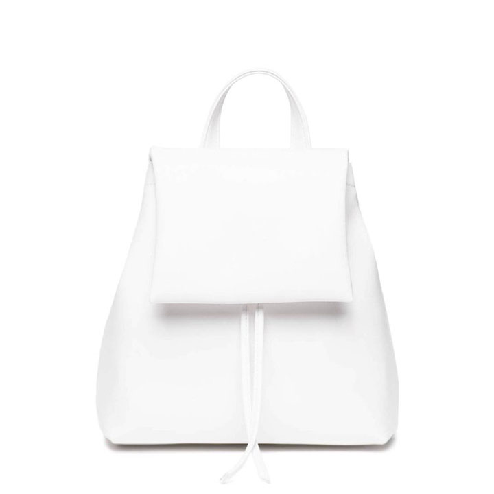 Mochila Blanca - Mini BOO Backpack White