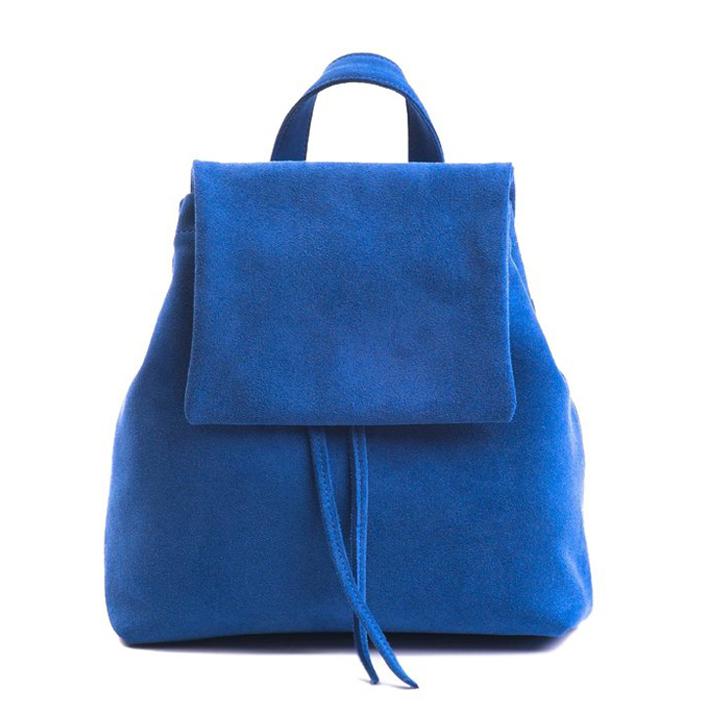 Suede Mini BOO Backpack ROYAL