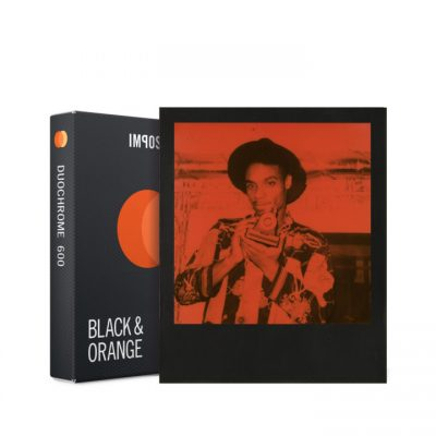 Pelicula Black Orange - 600 Duotone