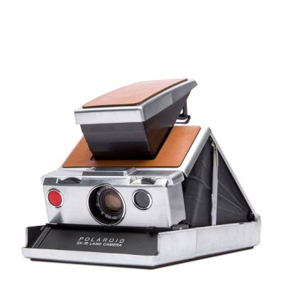 Cámara Polaroid SX-70 Original