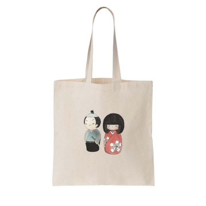 Bolsa Samurai & Geisha