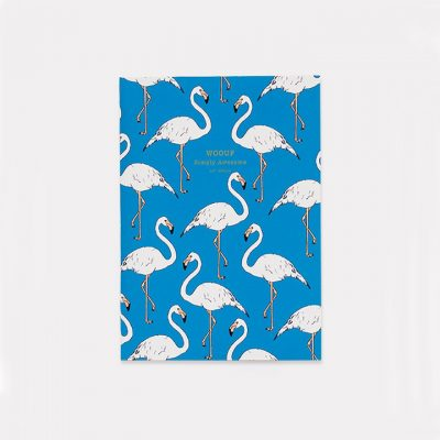 Cuaderno Flamingo A5