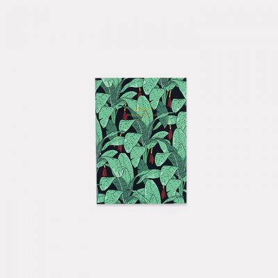 Cuaderno Jungle A6