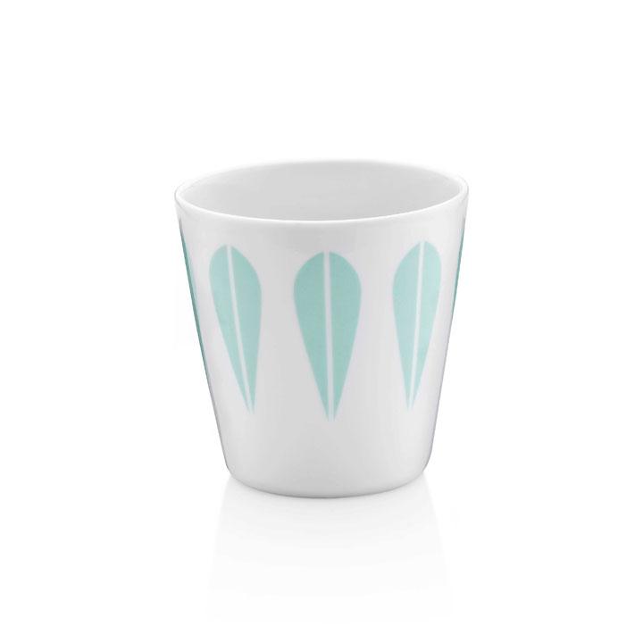 6 Green Lotus Cup - Arne Clausen