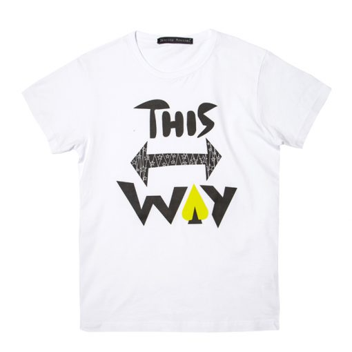 Camiseta THIS WAY Denisse Montáre