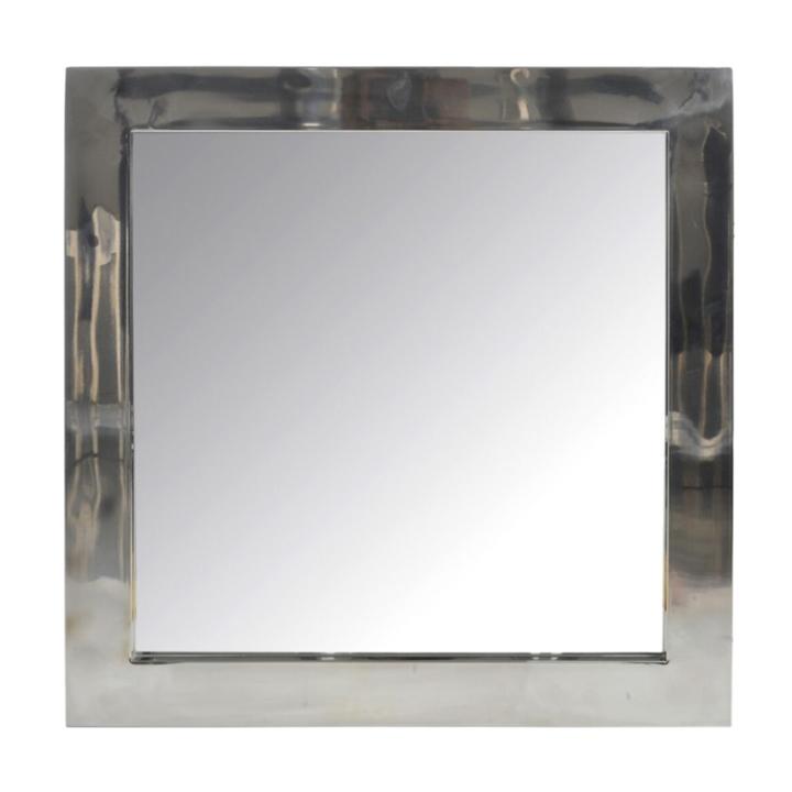 Espejo Cuadrado Acero Inoxidable
