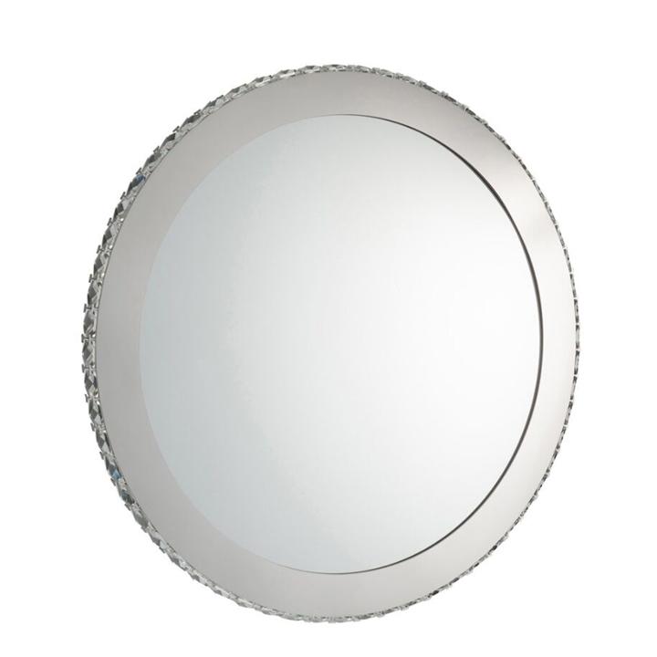 Espejo Lámpara Metal
