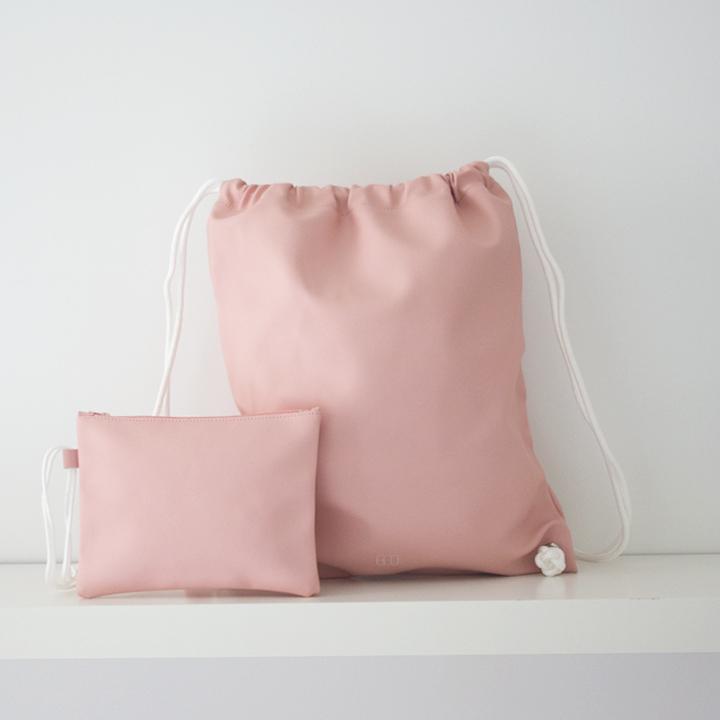 Pack Boopack Rose & Wristlet