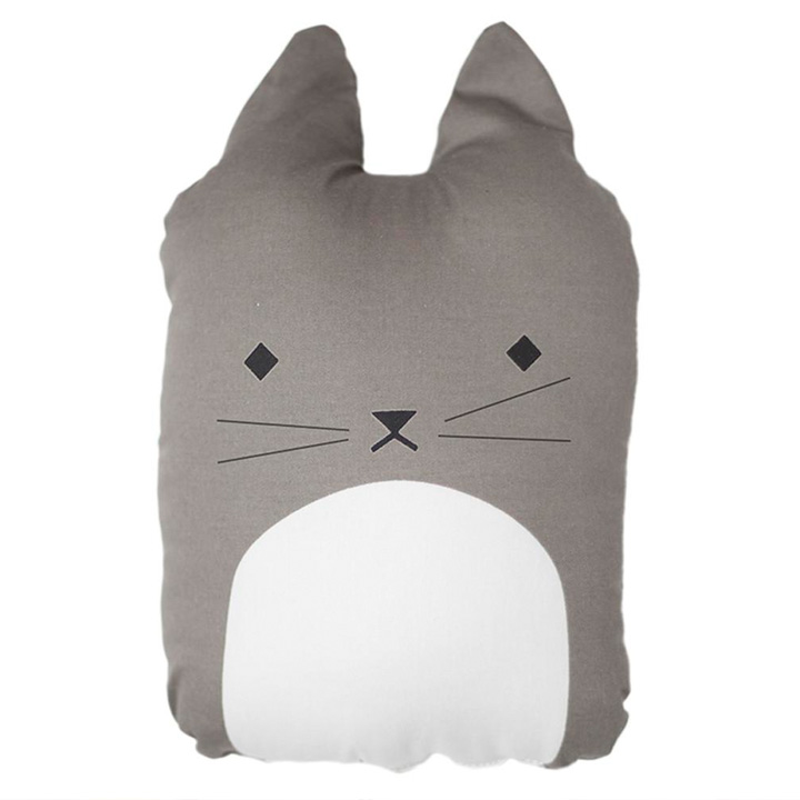 Cuddly Cat Cushion