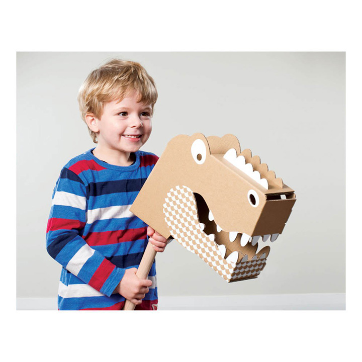 Dinosaurio Flatout Frankie