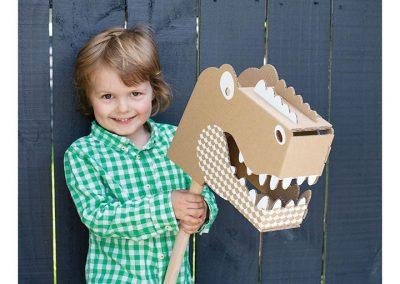 Little Roar Dinosaur Flatout Frankie