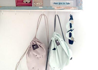 String Bag Jade