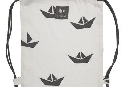 String Bag SHIP White