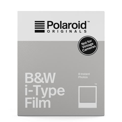 Película Polaroid Blanco y Negro i-Type