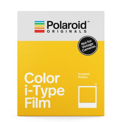 Película Color Polaroid i-Type