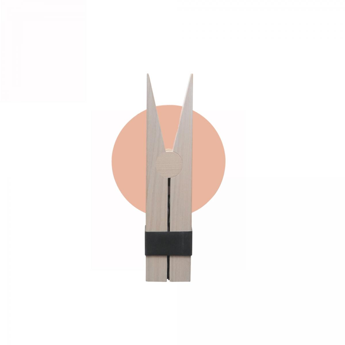 Wall Clip Peggy Pink