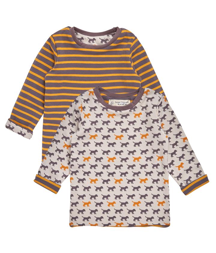 Camiseta Reversible Bebé Felix