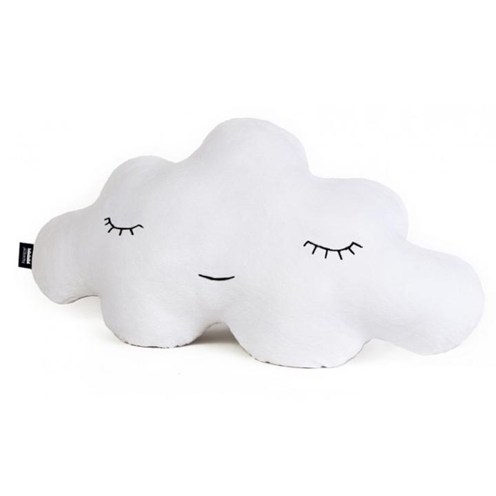 Cojín Nube Suave Blanco L