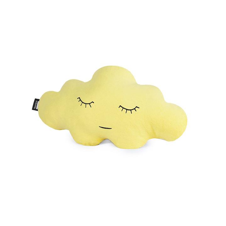 Cojín Nube Suave Amarillo S