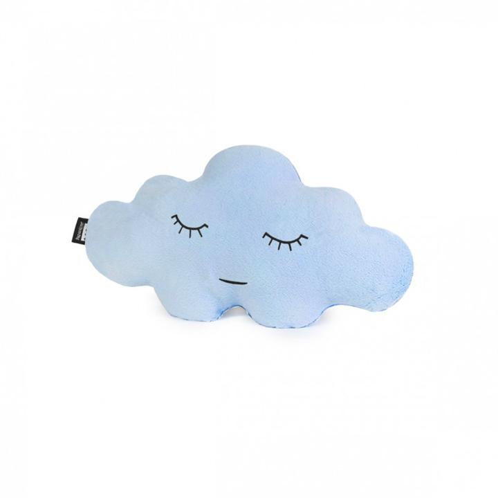 Cojín Nube Suave Azul S