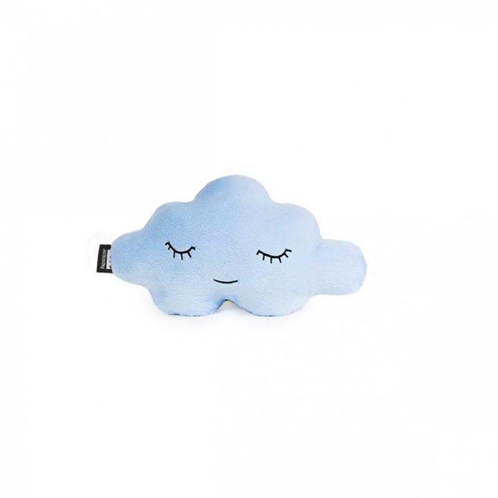 Cojín Nube Suave Azul XS