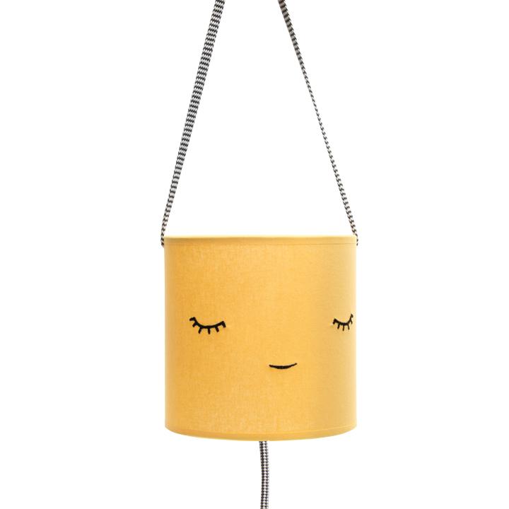 Lámpara Infantil Criaturas Amarillo