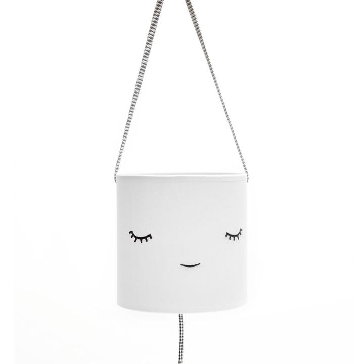 Lámpara Infantil Criaturas Blanco
