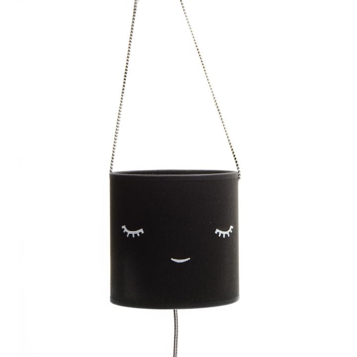 Lámpara Infantil Criaturas Negro