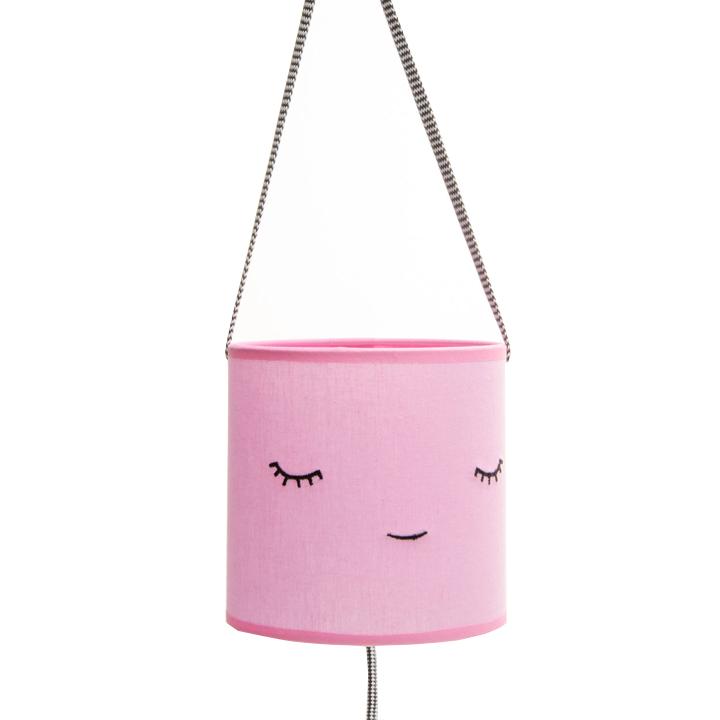 Lámpara Infantil Criaturas Rosa