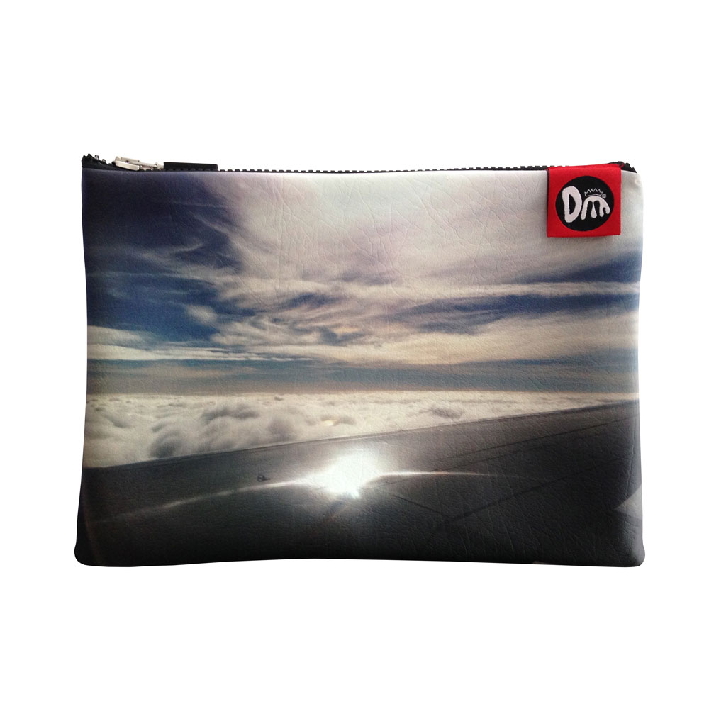 Clutch Bag Fly Away - Denisse Montáre