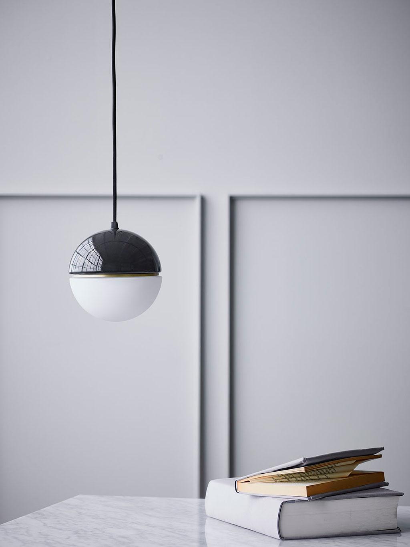 Lámpara de techo Macaroon Gris Oscuro