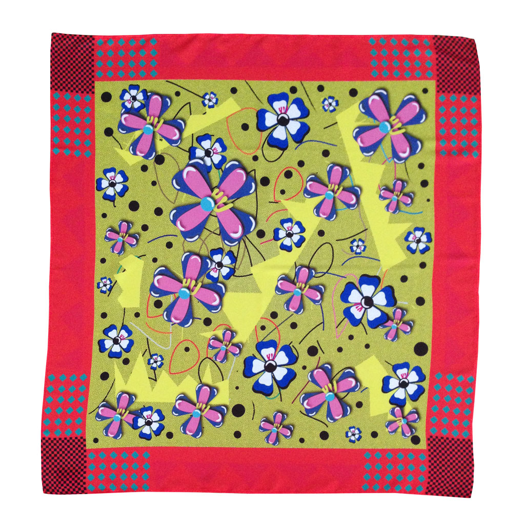 Neckerchief Colorful - Denisse Montáre