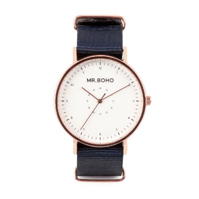 Reloj Copper Casual Metallic - Mr. BOHO