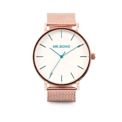 Reloj Copper Emerald Traits 40mm Mr. BOHO