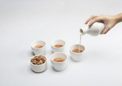 Juego de té Withmilk