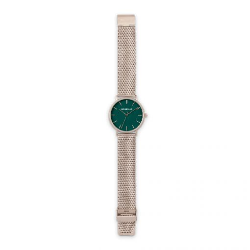 Reloj Green Metallic Mr. Boho