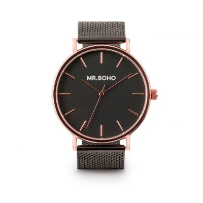 Reloj Metallic Copper Jet Mr. Boho