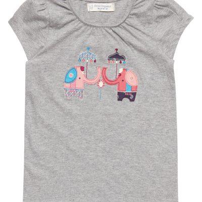 Camiseta Niña Gada Elefantes